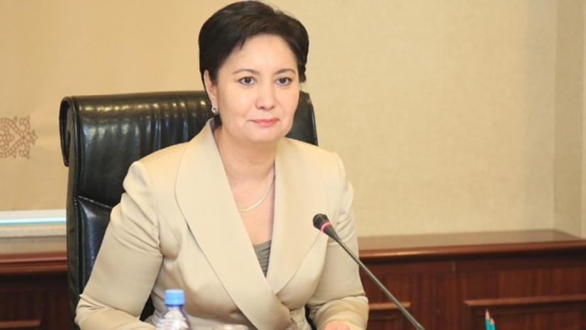 Гульшара Абдыкаликова зарегистрирована депутатом мажилиса