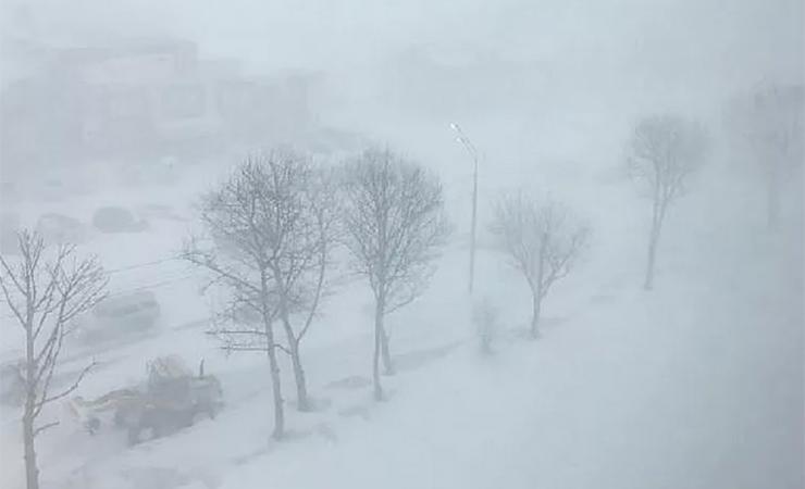 Погода в РК: штормовые предупреждения объявлены в Шымкенте и четырех областях