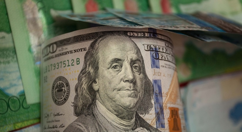 Долларовое наследие Ерболата Досаева