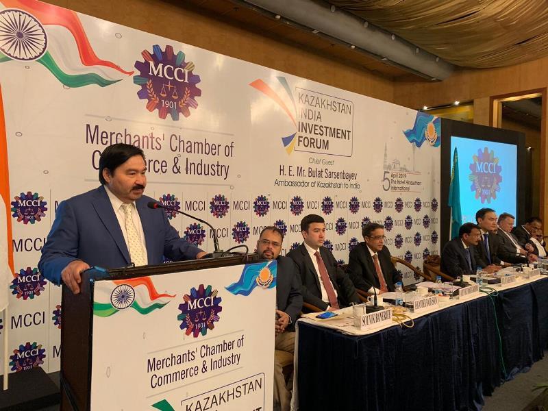 ShimkentTemir провела переговоры с индийскими партнерами о закупке оборудования для производства железа