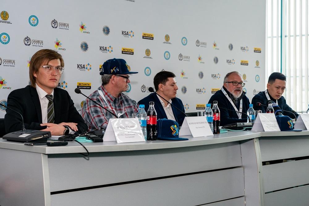 В Алматы пройдут этапы Кубка мира по фристайлу в дисциплинах лыжная акробатика и могул