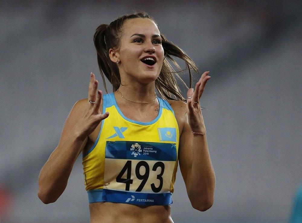 Легкоатлетка Надежда Дубовицкая вышла в финал Универсиады-2019