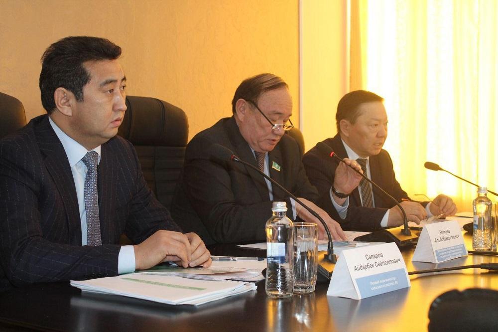 Минсельхоз планирует к концу года довести объем экспорта переработанной сельхозпродукции до 1,3 млрд долларов
