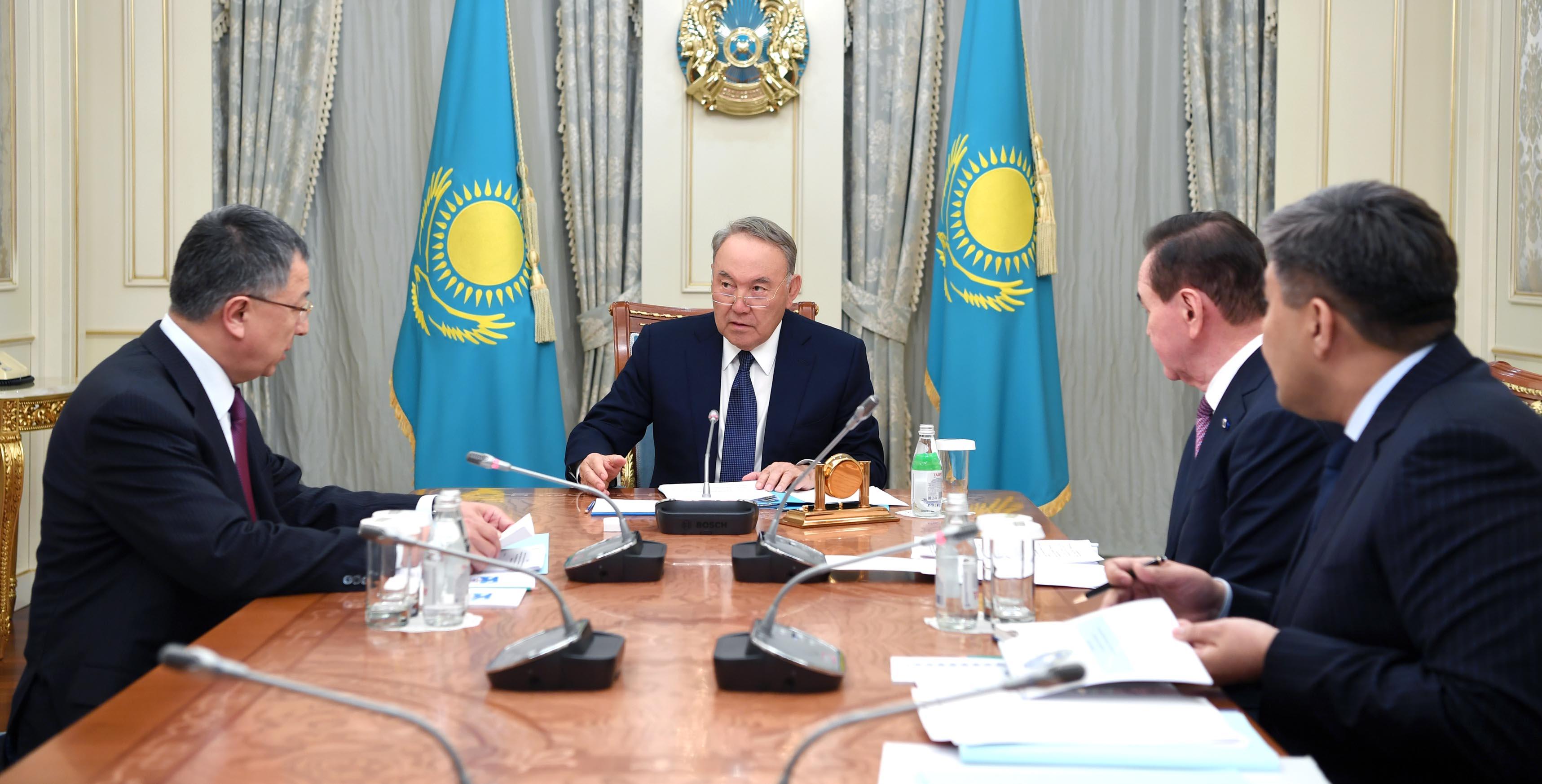 Елбасы поручил провести на должном уровне предстоящий юбилей Ассамблеи народа Казахстана
