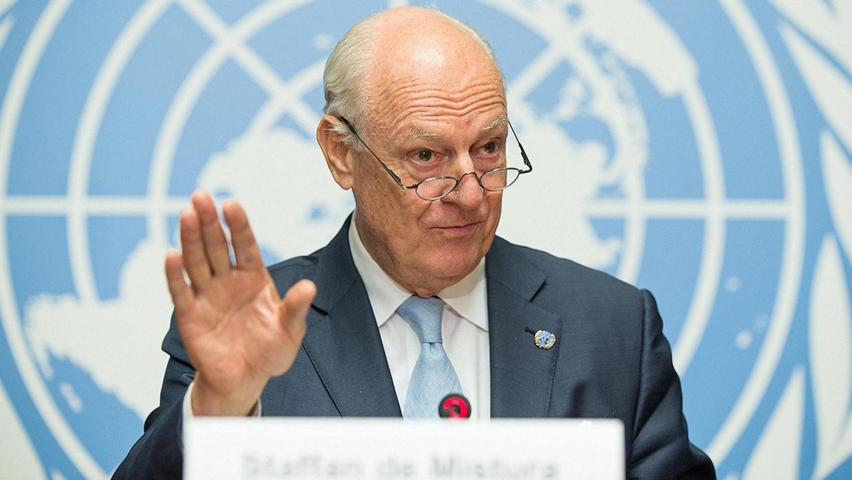Отставка де Мистуры не отразится на межсирийских переговорах – МИД РК