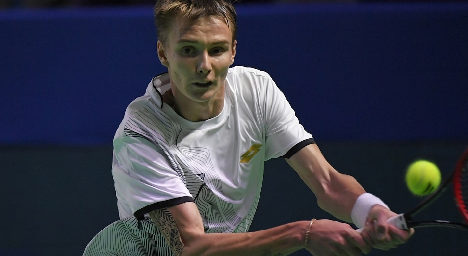 Бублик на пути к третьему титулу в теннисных «Челленджерах»