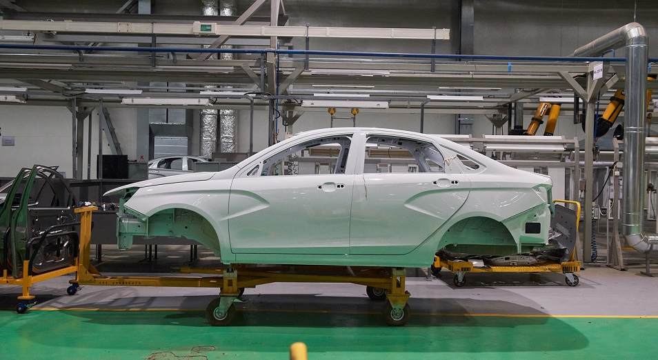 Количество зарегистрированных автомобилей в Казахстане в январе-июле увеличилось на 5,3%