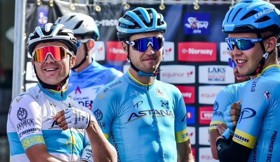 Tour of Almaty: от Луценко ждут пятой победы