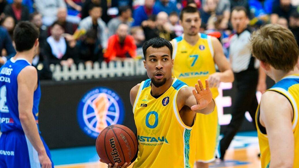 БК «Астана» подписал контракт с американским защитником Стефеном Холтом