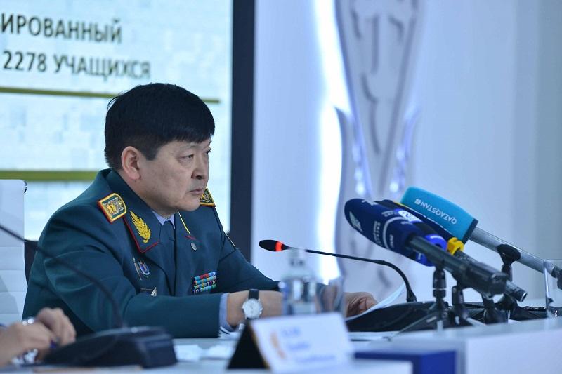 Талгат Мухтаров назначен заведующим отделом военной безопасности и обороны Совбеза Казахстана