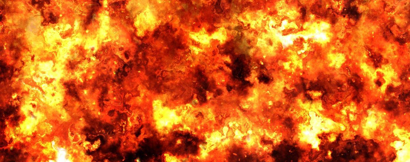 Взрыв автоцистерны: тело мужчины извлекли из-под завалов гаражного бокса в Павлодаре