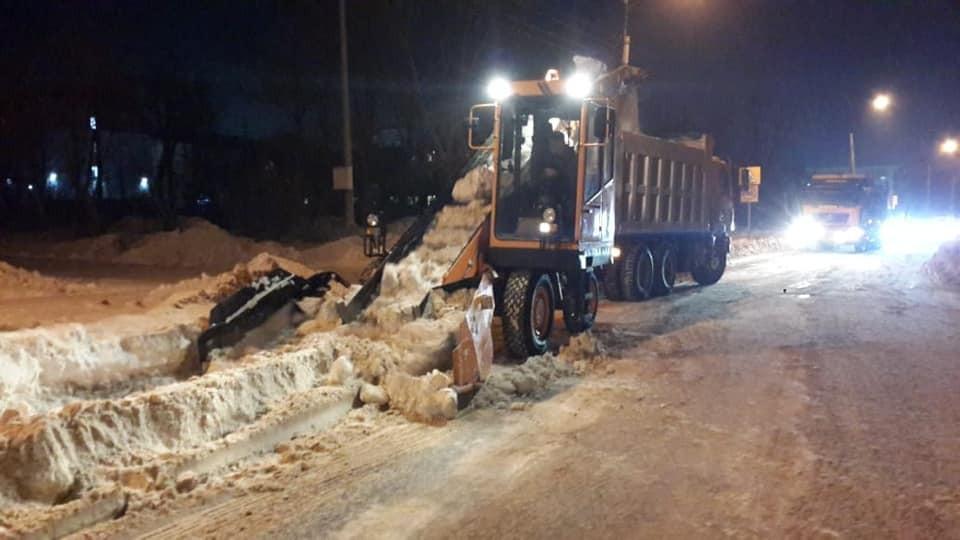 Акимат столицы расторг 10 договоров с недобросовестными подрядчиками по уборке снега