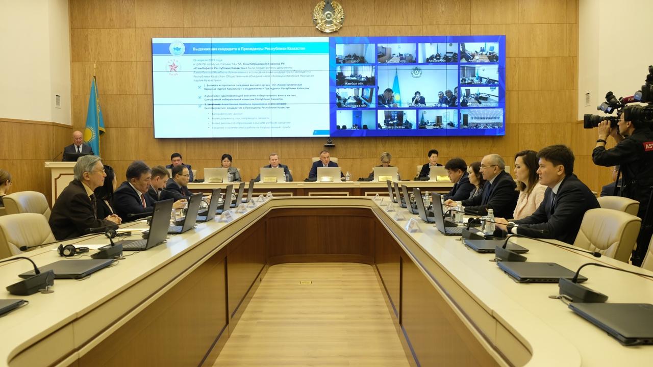 Кандидаты от партии «Ауыл» и КНПК соответствуют требованиям конституционного законодательства