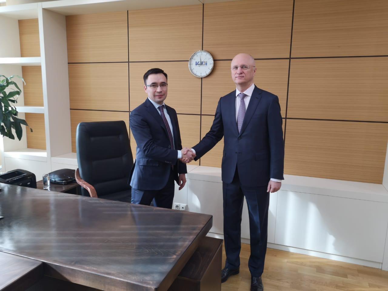 Алишер Абдыкадыров назначен Председателем правления КИРИ
