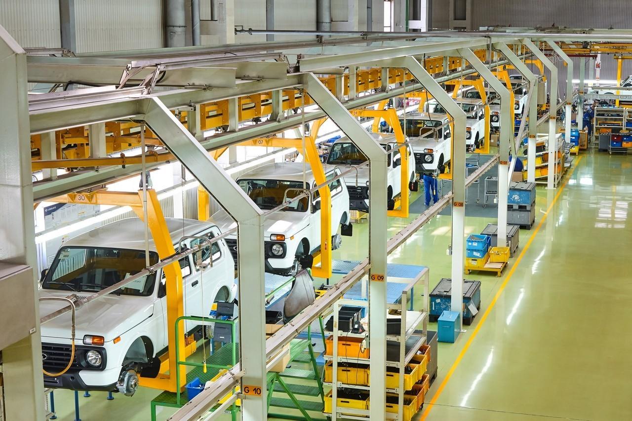 53,5% купленных в январе автомобилей – казахстанского производства