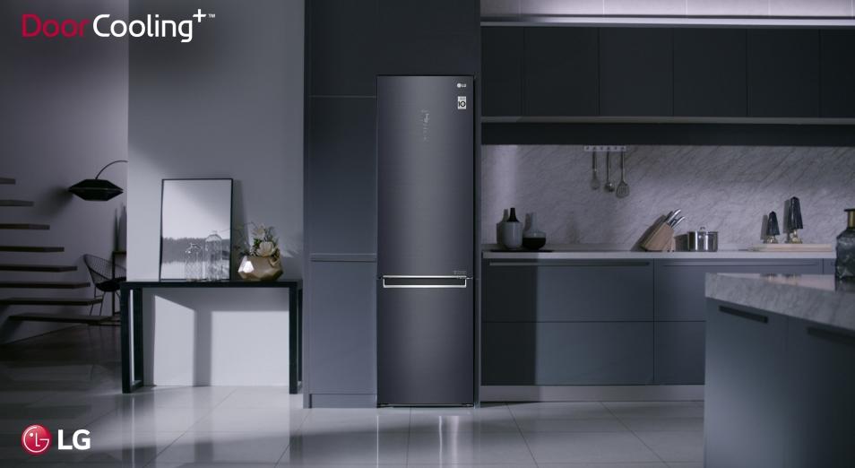 Холодильник LG DoorCooling+: Секреты правильного хранения продуктов