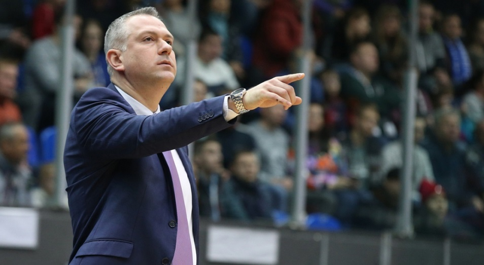 Баскетбольный клуб «Астана» подписал Райковича на два года