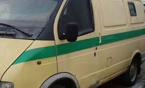 Инкассаторская машина и погибшие найдены полицией недалеко от райцентра Туркестанской области