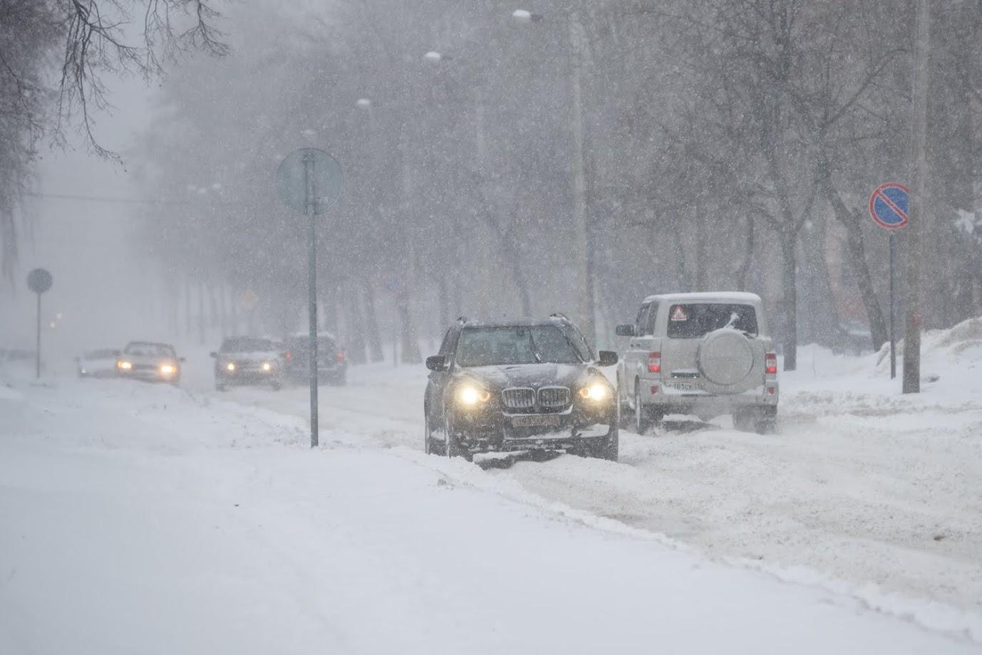 Погода в РК: штормовое предупреждение объявлено в большинстве областей