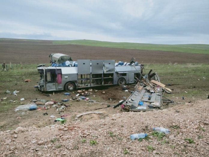 Касым-Жомарт Токаев выразил соболезнования в связи с ДТП, в котором погибли узбекские граждане
