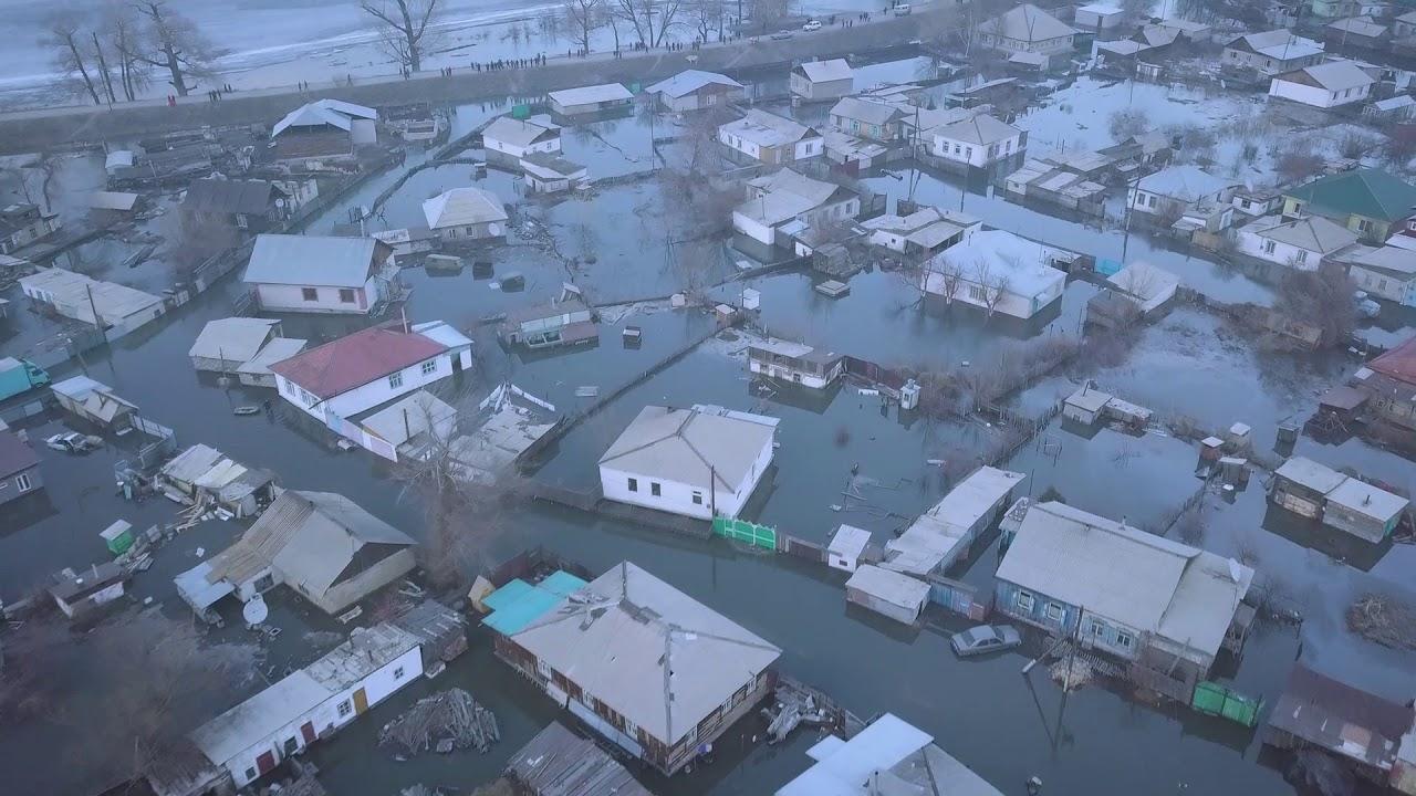 Виновного в весеннем потопе в Семее осудили за халатность
