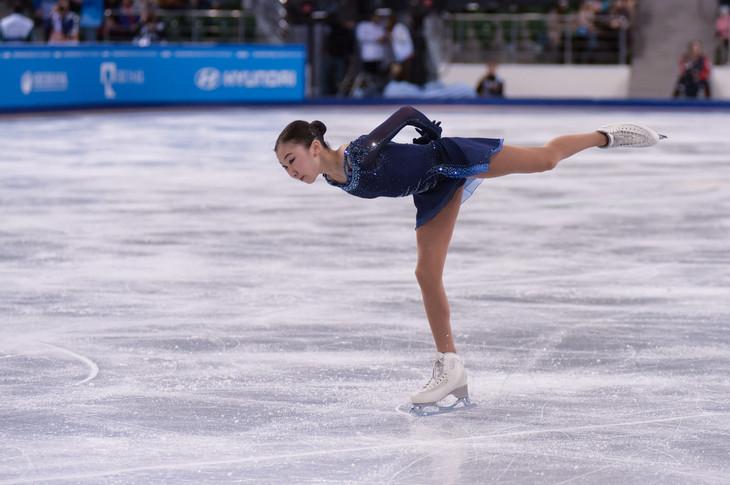 Элизабет Турсынбаева завоевала серебряную медаль на Универсиаде-2019 в Красноярске