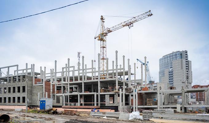 Свыше 20 строительных фирм в Уральске остались без заказов на весь год