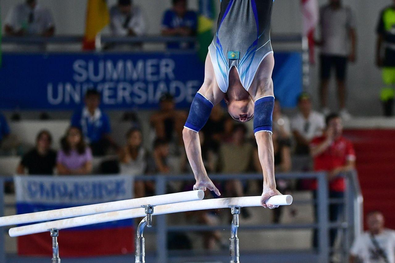 Турнир по спортивной гимнастике в Грузии: у Казахстана шесть медалей