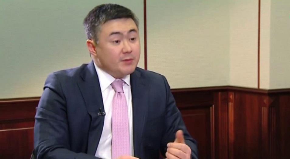 Тимур Сулейменов назначен заместителем председателя Нацбанка РК