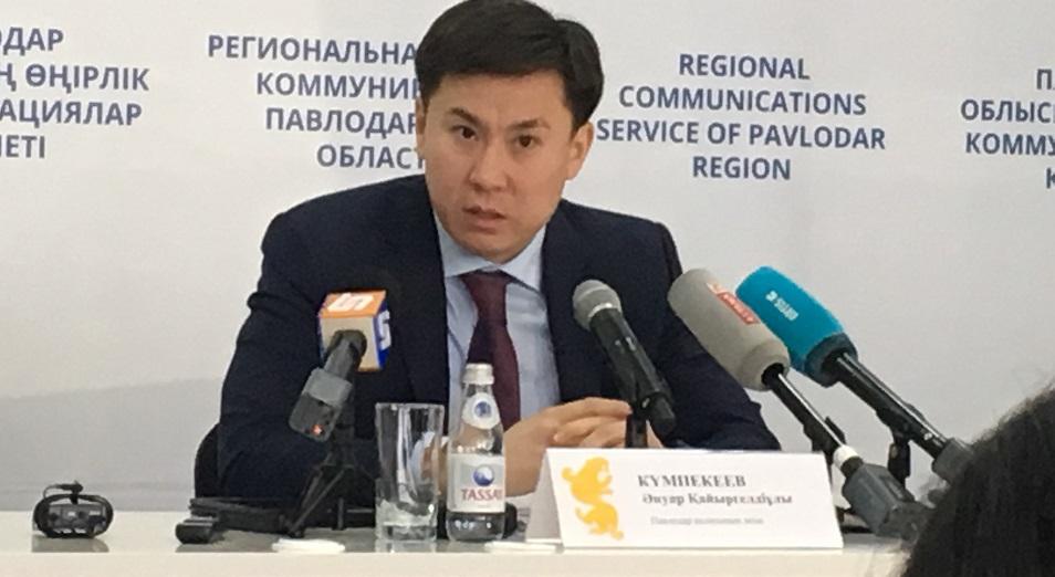 В Павлодарской области сменят двух акимов