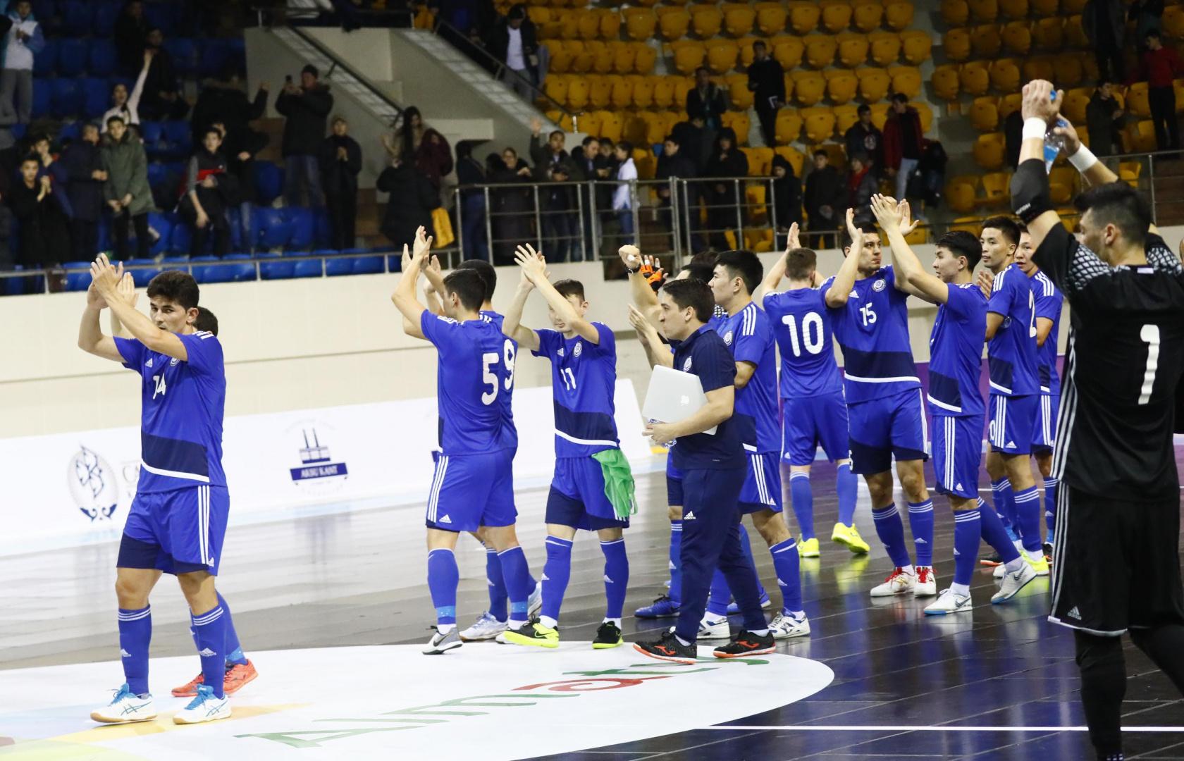 Сборная Казахстана по футзалу сохранила место в топ-7 мирового рейтинга