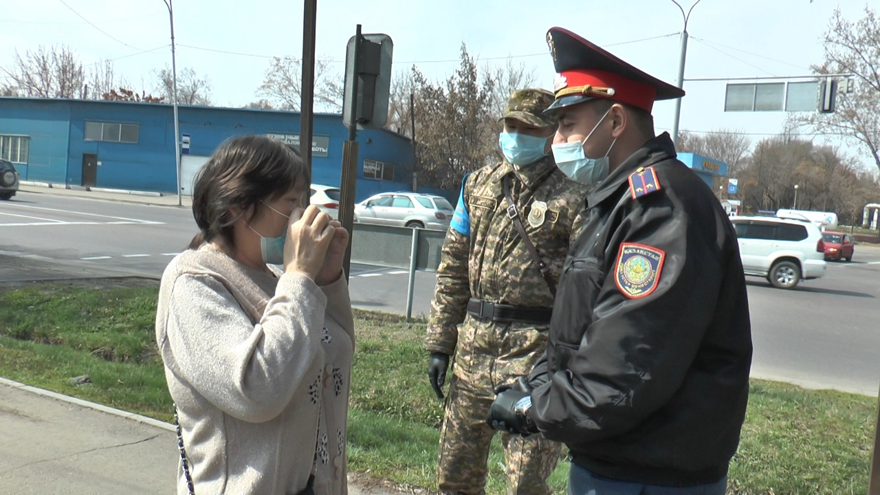 В Казахстане выявлено свыше 4000 фактов несоблюдения режима ЧП