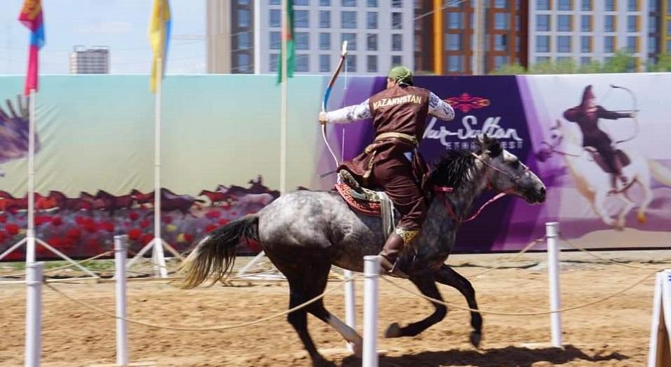 Наставник казахстанских стрелков рассказал о победе на ЧМ по жамбы ату