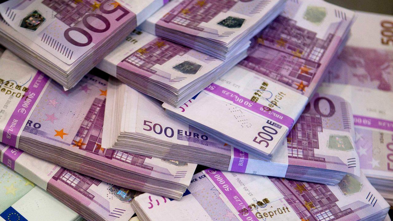 Жители Бельгии до сих пор не обменяли на евро 16 миллиардов франков