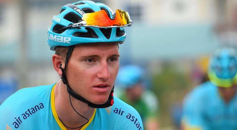 Гидич вторым из Astana Pro Team поднялся на пьедестал в сезоне