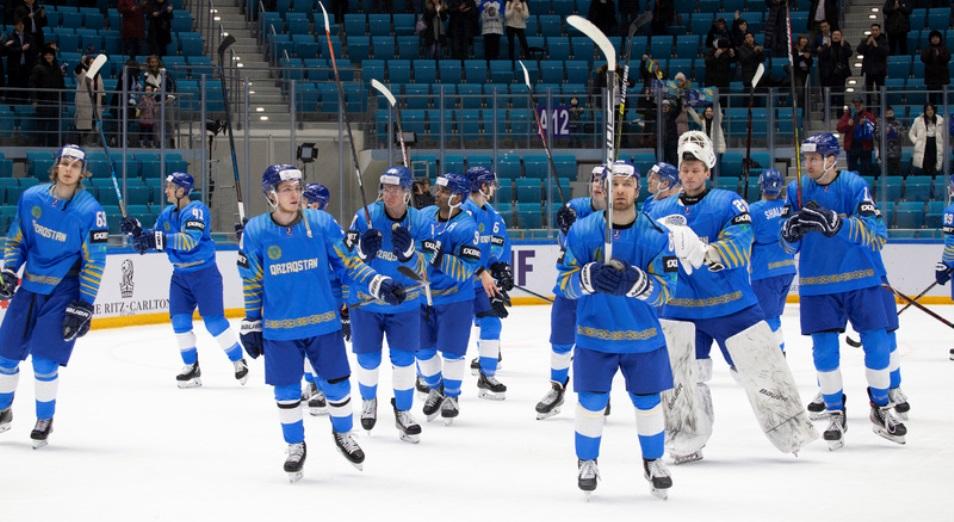 Казахстан начал отбор на Олимпиаду с разгрома Украины