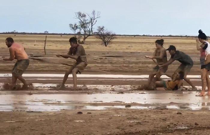 После пожаров на Австралию обрушились сильные ливни и паводки