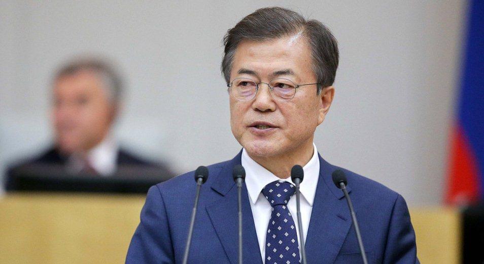 Президент Республики Корея прилетит в Казахстан с государственным визитом
