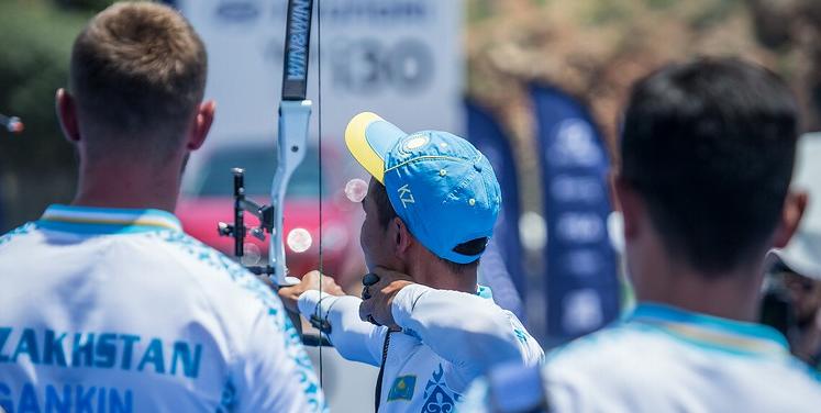 Казахстанцы завоевали три медали на Кубке Азии по стрельбе из лука