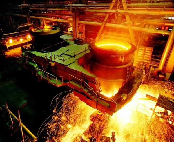 Производство стали в Казахстане в январе-июле снизилось на 1,2%