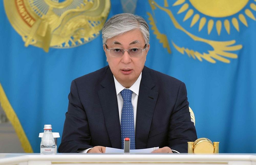 Касым-Жомарт Токаев принял председателя совета ассоциации Ecojer Лаззат Рамазанову