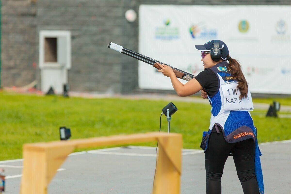 Казахстан завоевал три медали на Гран-при по стендовой стрельбе в Кувейте