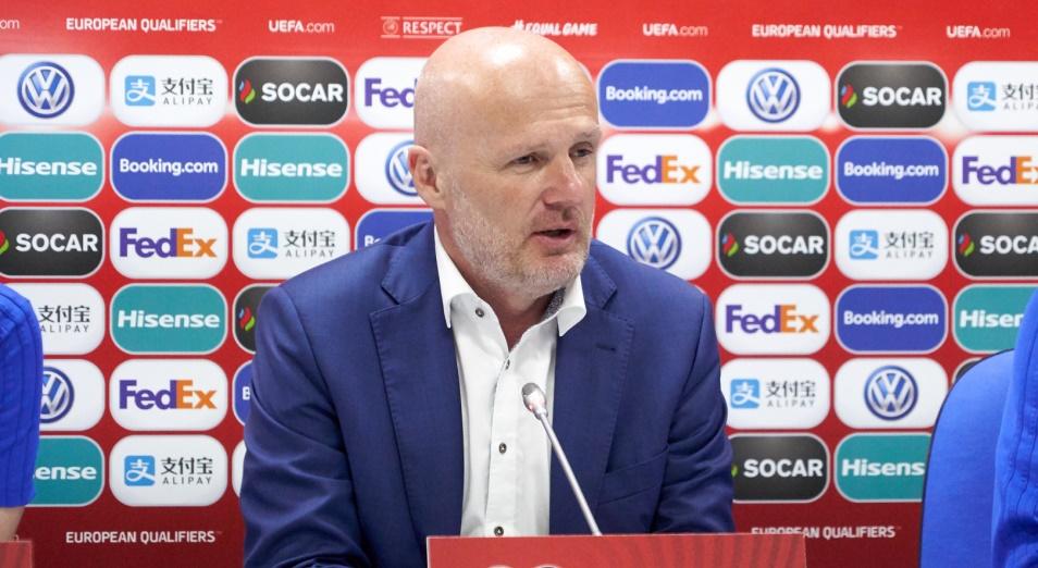 Михал Билек: «У сборной есть костяк и характер»