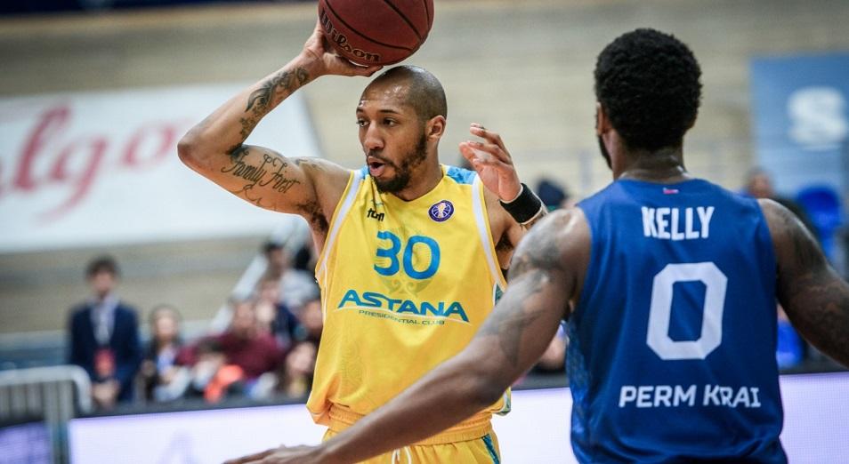 Единая Лига ВТБ: «Астана» побила собственный победный рекорд