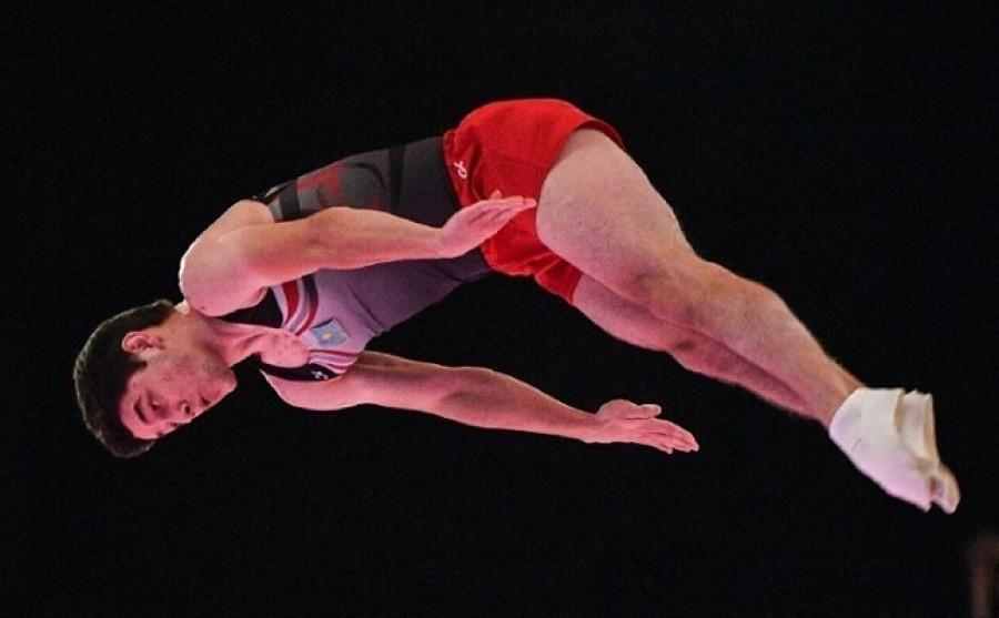 Определился состав команды Казахстана на участие в чемпионате мира по батутной гимнастике