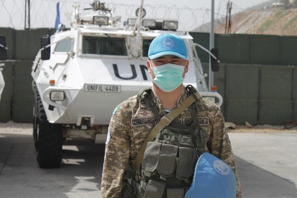 Безопасность здоровья казахстанских миротворцев в Ливане взята под контроль