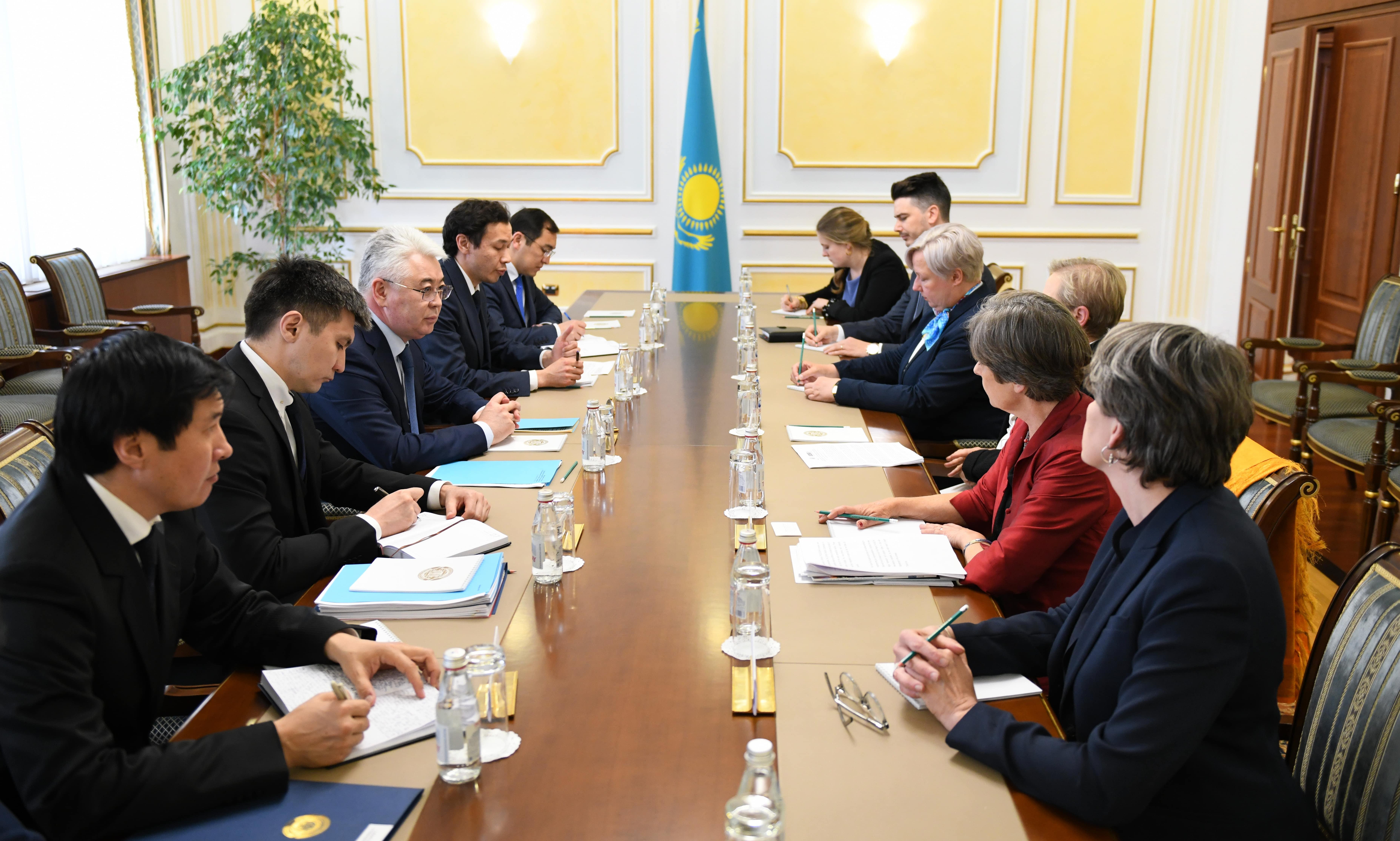 Предвыборная кампания в Казахстане была проведена практически без нарушений – глава БДИПЧ ОБСЕ