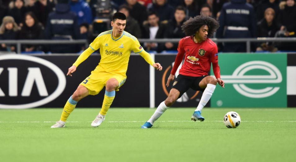 Лига Европы: «Астана» громко хлопнула дверью