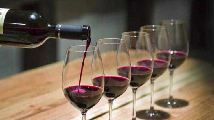 США готовятся ввести налог на французское вино
