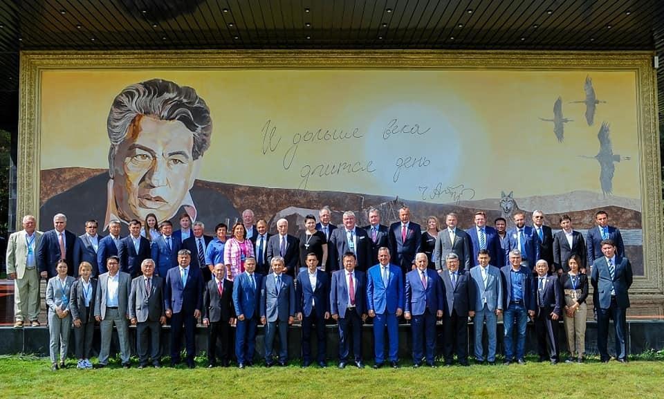 Состоялся форум руководителей НОК стран СНГ, Балтии и Грузии